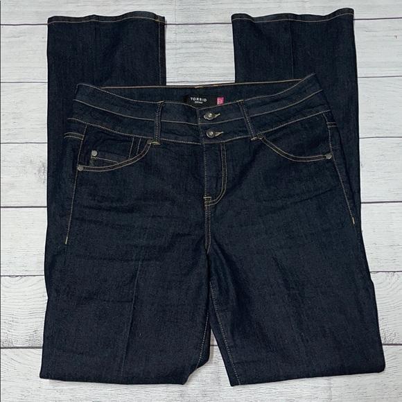 NWOT Torrid Extra Tall Bootcut Jeans size 14XT